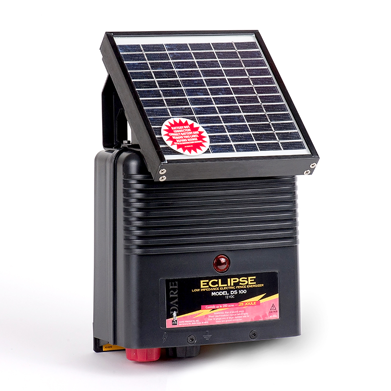 High Power Solar Battery Power Box