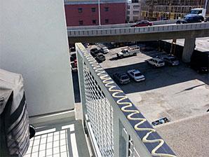 Hot Foot Gel for Pigeon-Free Apartment Balconies   Hotfoot com
